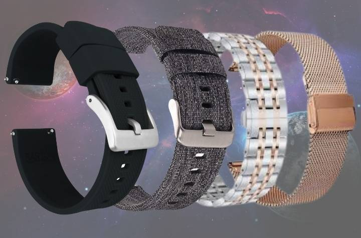 Selection of Galaxy Watch 3 Bands