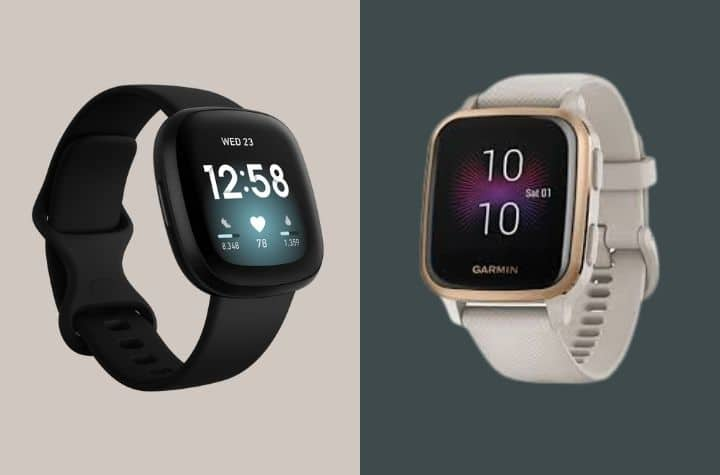 Which is better, Garmin Venu sq vs Fitbit Versa 3