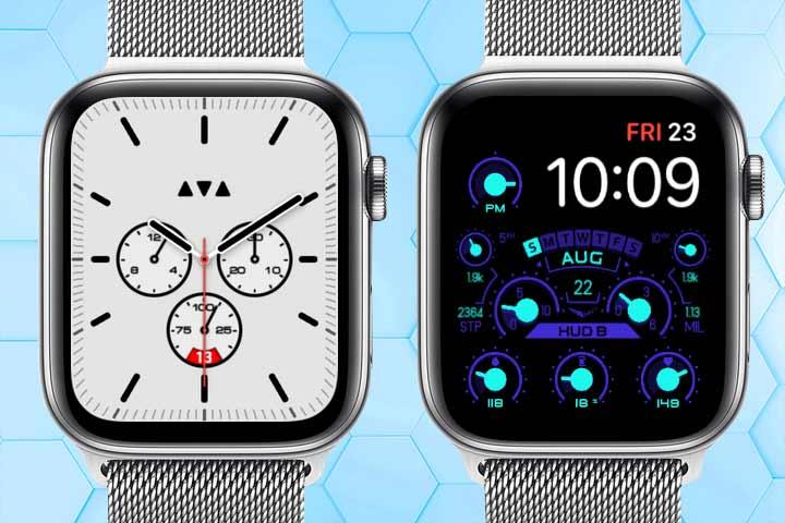 Facer creator sample watch faces