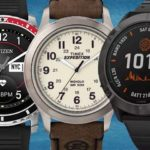Citizen CZ Smart Stainless Steel, Timex Men's Expedition Watch, Garmin fēnix® 6X Pro