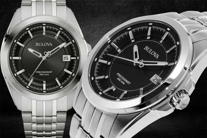 BULOVA Precisionist 96B252