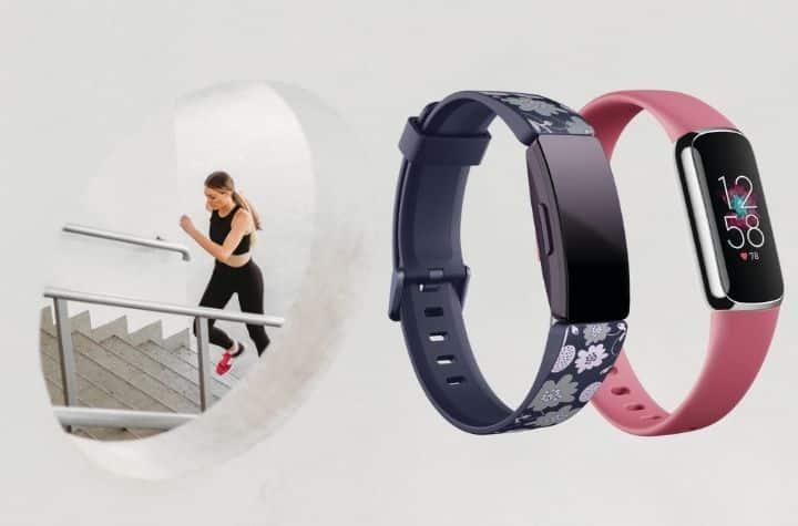 Fitbit Luxe vs Inspire 2