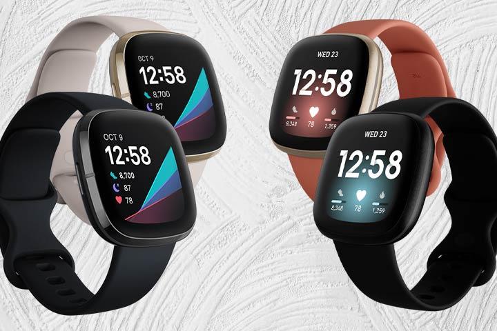 Fitbit Sense VS Fitbit Versa