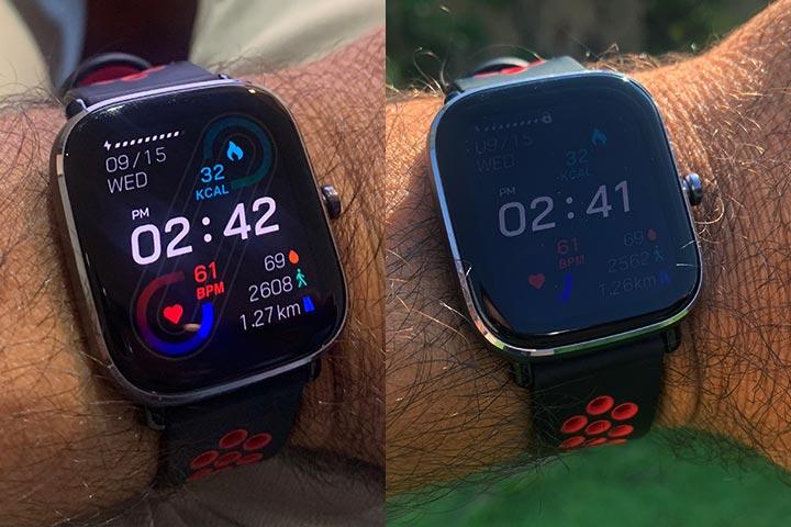 amazfit GTS 2 mini activity tracker
