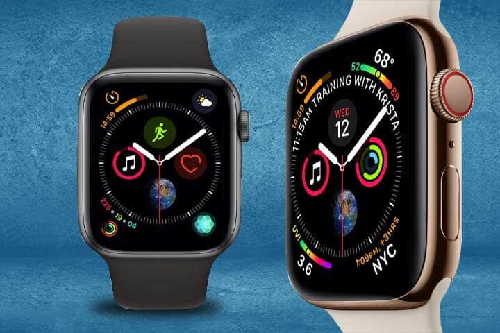 Apple Watch 4 vs 6
