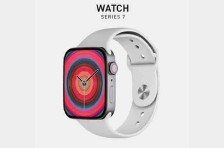 Apple Watch 7 White