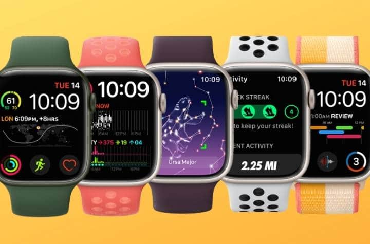 The all new Apple Watch 7
