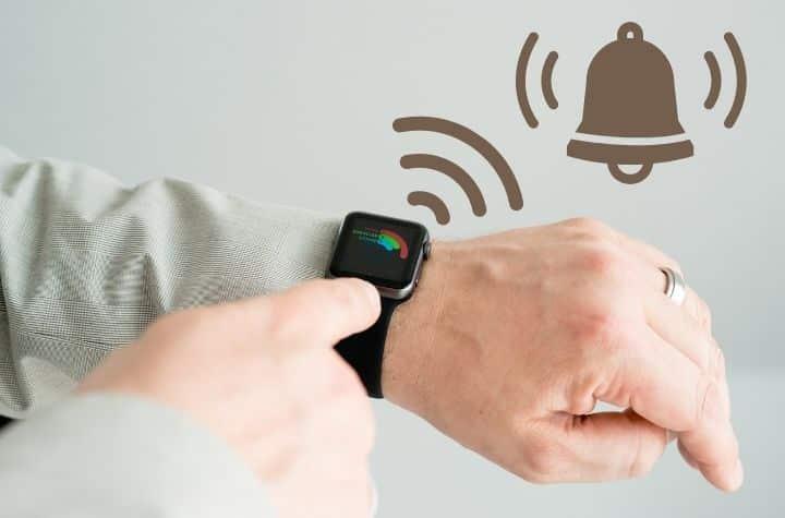 apple watch alarms
