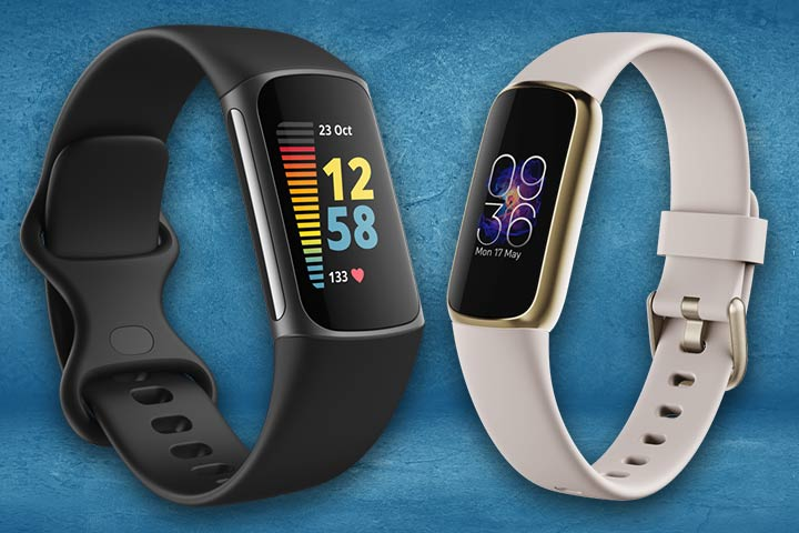 Fitbit Charge 5 versus Fitbit Luxe