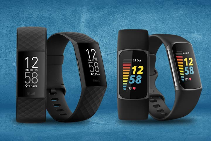 Fitbit Charge 4 vs Fitbit Charge 5