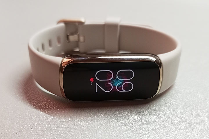 Fitbit luxe white