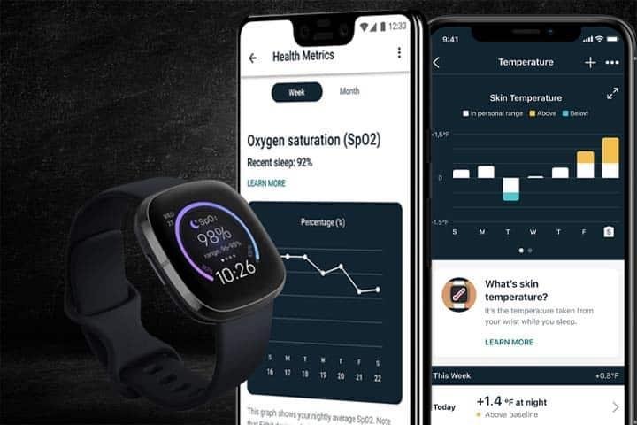 Fitbit Sense health tracker