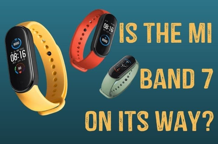 is the mi band 7 on its way